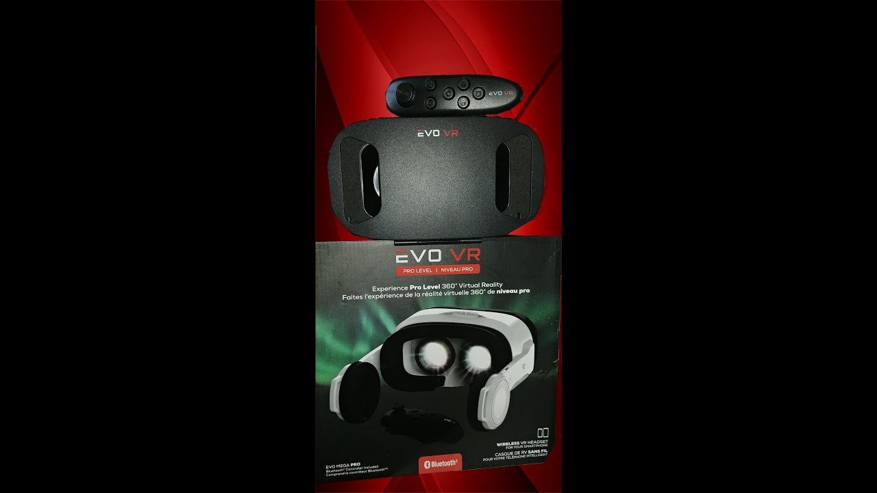 afbb2496dac5  50 VR headset!-EVO VR Pro Level - YouTube