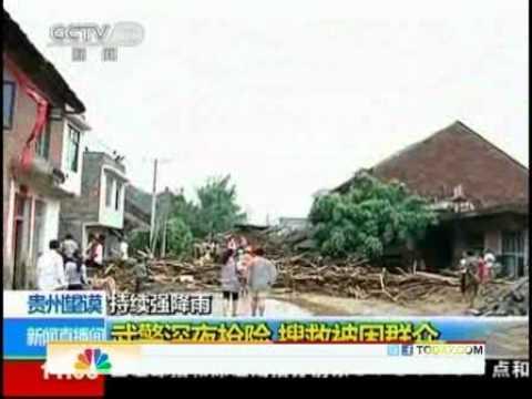 China floods kill 52, force 100,000 to evacuate - World news - Asia-Pacific - China - msnbc.com2.flv