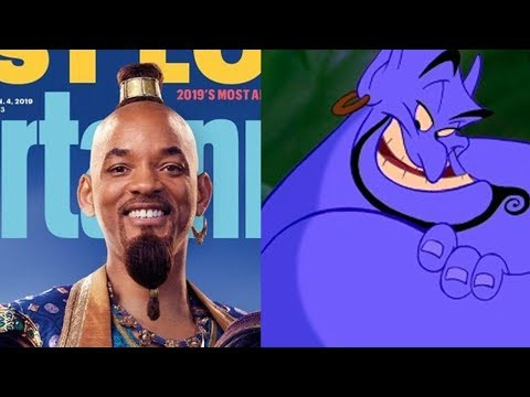 People Already Hate Will Smith As The Genie In Aladdin
