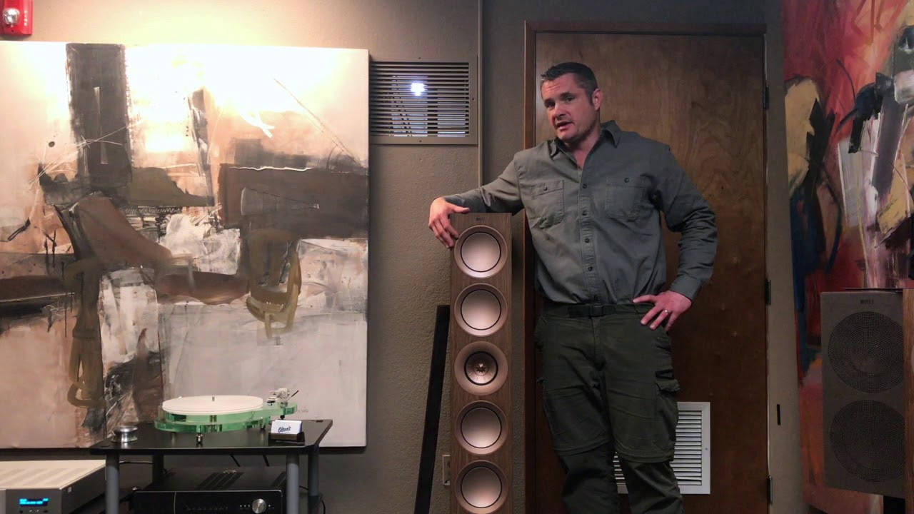 KEF R11 Tower speakers Listening impressions