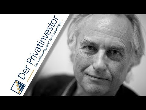 """""""Why do humans cooperate?"""" Talk by Richard Dawkins, 2017 Human Roots Award laureate"""