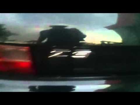 1998 Bmw z3 insurance claim