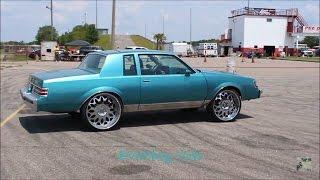 """Veltboy314 - '81 Buick Regal on 24"""" Forgiato Grano Wheels"""