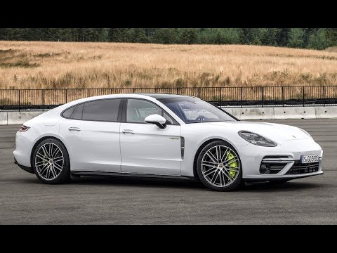 2018 Porsche Panamera Turbo S E Hybrid One Take