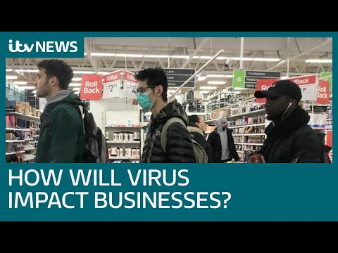 How British business could be affected by coronavirus | ITV