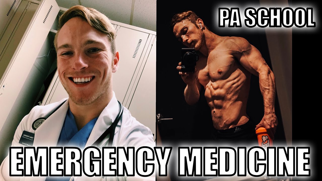 Download A Day in the Life of a PA Student | Emergency Medicine Rotation