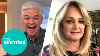 Welsh Singing Legend Bonnie Tyler Reveals She Watches This Morning Everyday | This Morning