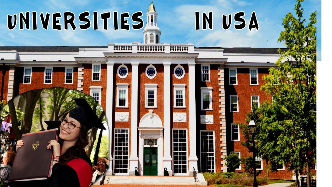 usa universities university