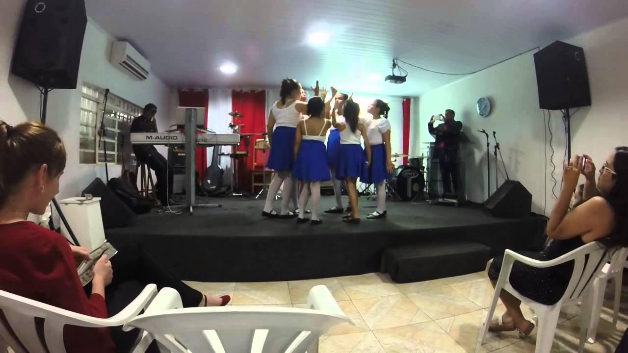 Ministério De Dança Meninas Dos Olhos De Deus