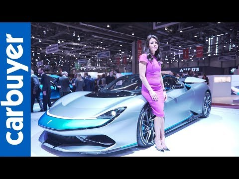 1,900bhp Pininfarina Battista walkaround - Carbuyer
