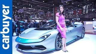 1,900bhp Pininfarina Battista walkaround - Carbuyer