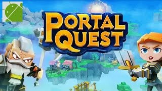Portal Quest - Android Gameplay HD