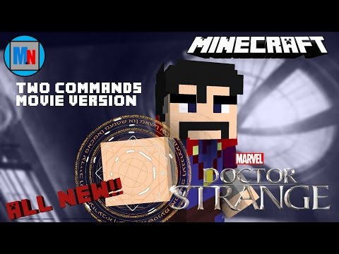 (1.11) Only One Command | Doctor Strange MOVIE VERSION Two Commands Creation!!