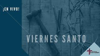 Viernes Santo 2 de abril del 2021 Cristo El Salvador Del Rio, TX 78840