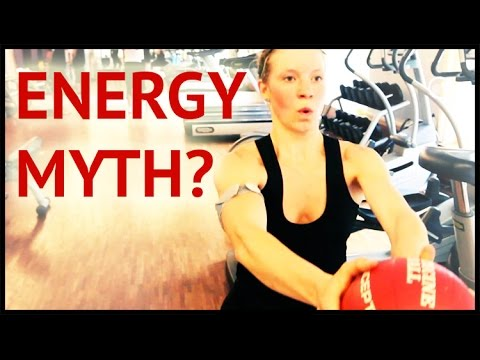Does Working Out Give you More Energy?