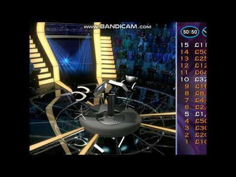 Who Wants To Be A Millionaire UK 2nd Edition PC Gameplay Episode 1 - Part 1