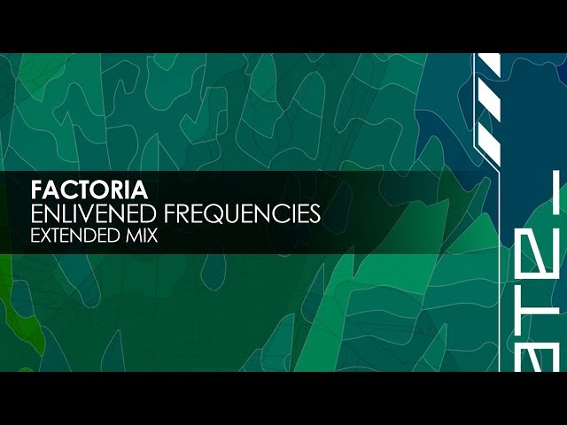 Factoria - Enlivened Frequencies