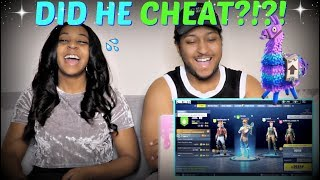 """VanossGaming """"Fortnite Funny Moments - Possible Cheater and C4…"""