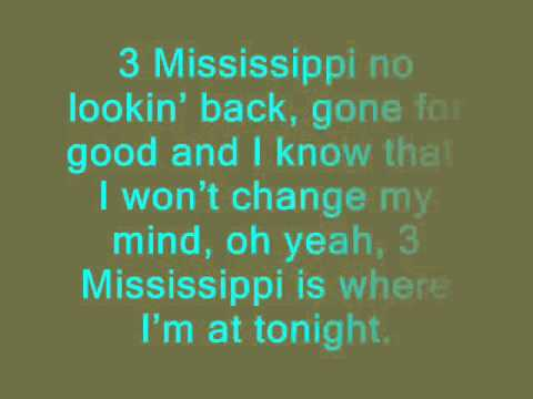 terri clark three mississippi lyrics