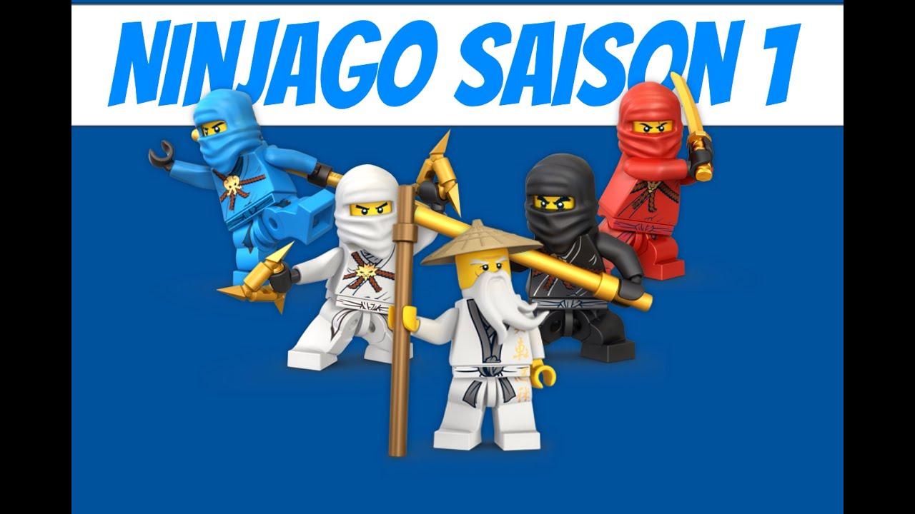 Ninjago saison 1 pisode 1 15 hd youtube - Ninjago nouvelle saison ...