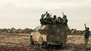 +18 | Battles for Syria | November 30th 2019 | Jihadi offensive in Idlib province