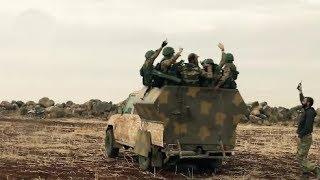 +18 | Battles for Syria | November 30th 2019 | Jihadi offensive in Idlib province