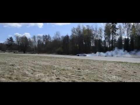 SWEDISH MOTOR @ Arboga Drift Practice day, svensk drifting HD