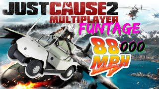 Just Cause 2 Multiplayer Funtage | with Hypex & SamuelW6540