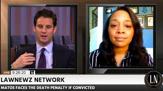 LaDawn Jones Talks Luis Toledo And Adam Matos Trials On LawNewz Network