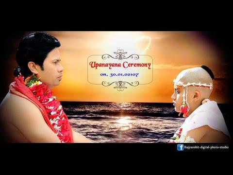 Munj Sohala  ( Upanayana ceremony ) Of Dev, Amravati By Rajpurohit Photography