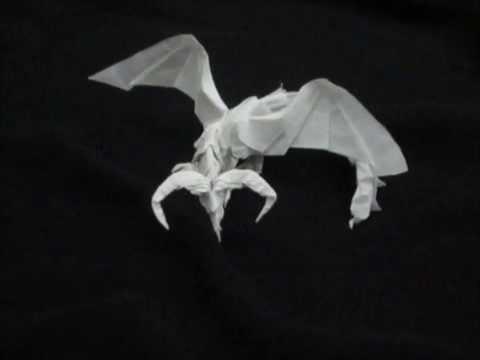 Origami Darkness Dragon 10 Walkthrough Tadashi Mori