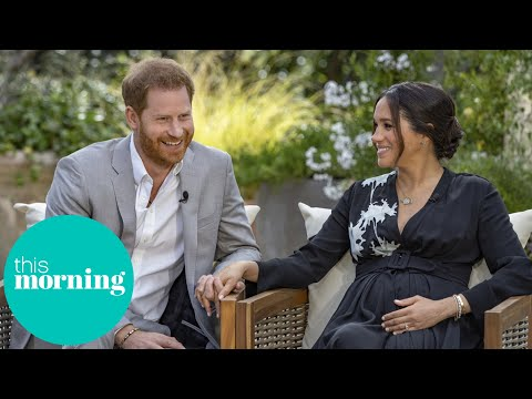 What Do the Public Think About Harry & Meghan's Interview? | This Morning