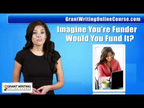 free online grant writing courses Learning to write grants there are many ways and places to learn to write grants, especially here in the northwest you can read material on websites, register for web courses, read books, or attend classes.