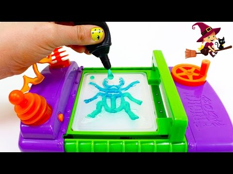 La Fábrica de Bichos 🐞 Juguetes de Manualidades para Niños