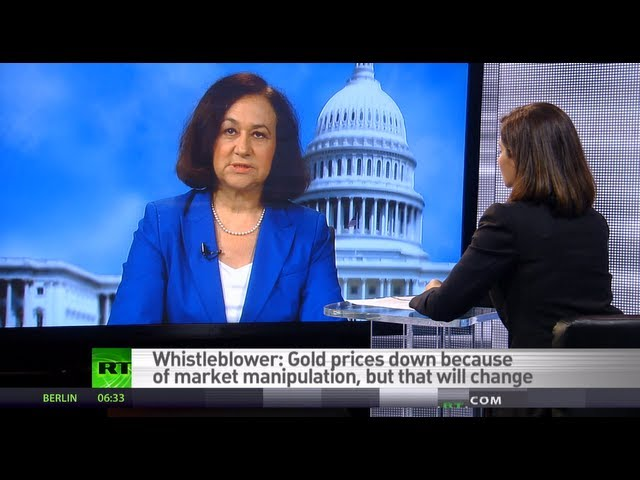 Bank Whistle-blower: 'Dollar valueless, about to crash'