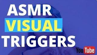 ASMR Visual Triggers Hand Movements