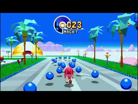Sonic Mania - Special Stage Speed!!!