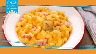 Lobster & Seafood Mac & Cheese