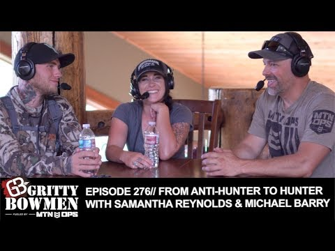 EPISODE 276: From Anti-Hunter to Hunter with Samantha Reynolds & Michael Barry