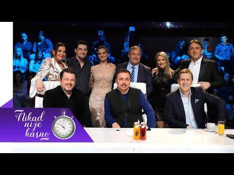 Nikad nije kasno - Cela emisija 23 - 19.03.2018.