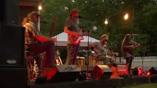 Ben Miller Band - Live at Black Eddy - 15 July 2017