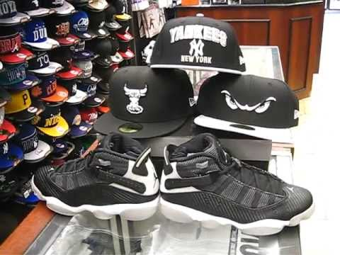 Nike Air Jordan 6 Rings Carbon Fiber Black, Grey & White ...