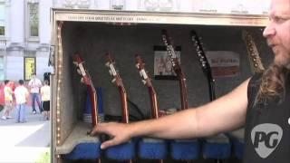 Rig Rundown - Gov't Mule's Warren Haynes