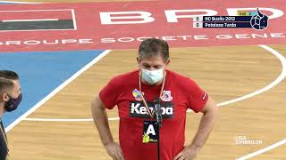 Cele mai tari faze ale meciului CS HC Buzău 2012 - AHC Potaissa Turda, etapa 8