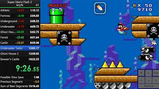 Super Mario Flash 2 Any% in 14:55.2