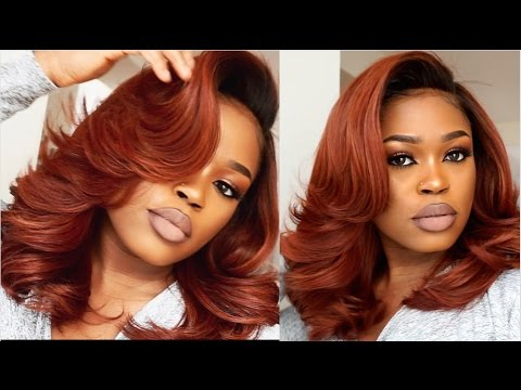 DIY| Fiery Copper Hair