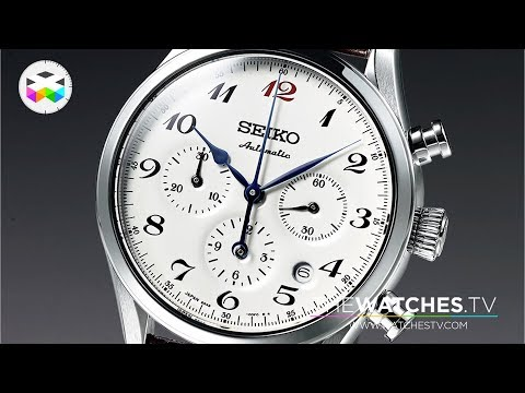 Seiko New Watches at Baselworld 2016