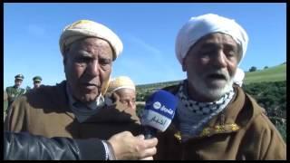 سيدي بلعباس: اسخراج رفات 7 شهداء وإعادة دفنها بمقبرة الشهداء