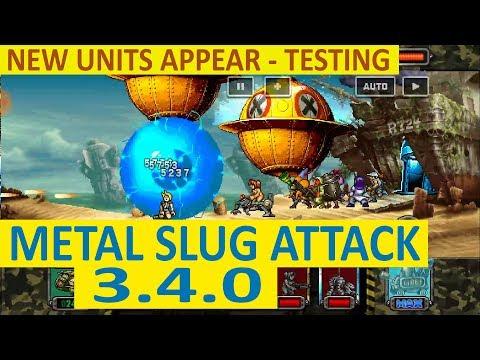 Metal Slug Attack 3.4.0 | DAI-MANJI(Ver.Gold), ICHIMA, SPECIAL RED GOBLIN, MINI UFO(Ver Gold)