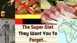 The Super DIET Which They Want Us To Forget… [2018]